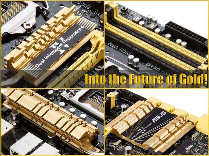 ASUS Z87 Series, el chipset Z87 llega también al resto de placas base de nueva generación, Imagen 1