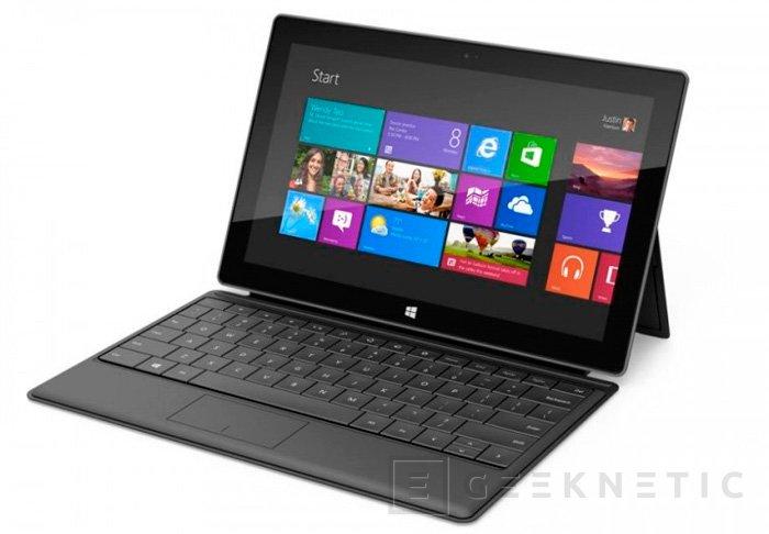 Tras múltiples retrasos, la tablet Surface Pro de Microsoft llegará el 30 de mayo, Imagen 1