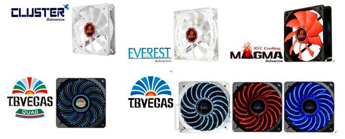 Enermax renueva su gama de ventiladores de PC con 5 nuevas series, Imagen 1