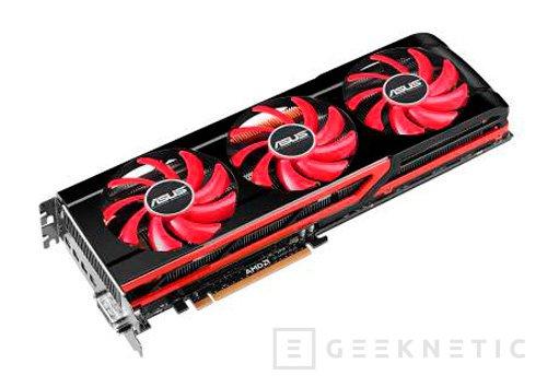 ASUS presenta en España su versión de la tarjeta gráfica más potente del mundo, la Radeon HD 7990, Imagen 2