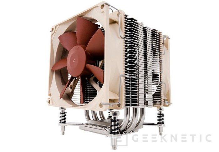 Nuevos disipadores para Workstations con procesadores Intel Xeon de Noctua, Imagen 1