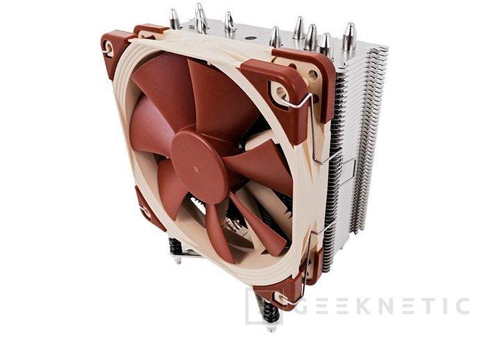 Nuevos disipadores para Workstations con procesadores Intel Xeon de Noctua, Imagen 2