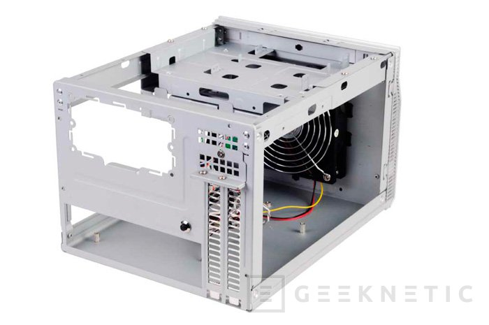 SilverStone SG06-Lite, nueva torre Mini-ITX con amplio espacio, Imagen 2