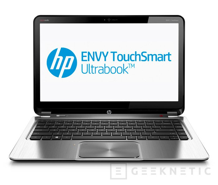 Envy 14 TouchSmart, HP también quiere ofrecer Ultrabooks con alta resolución, Imagen 1