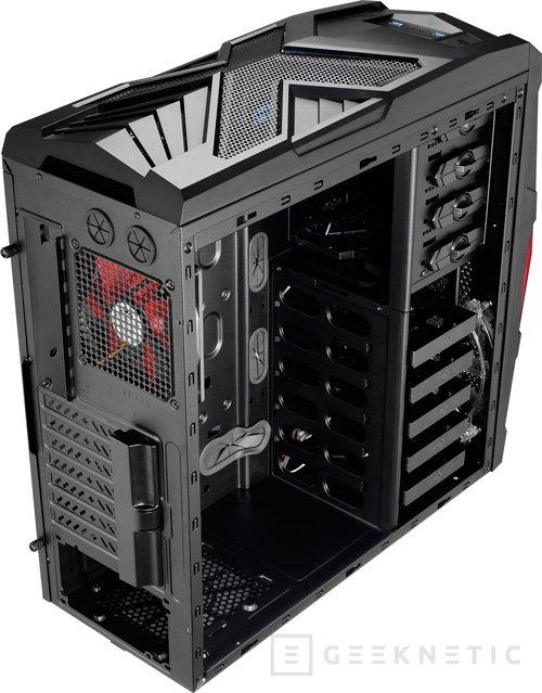 Aerocool Strike-X Xtreme, nueva serie de semi-torres gaming, Imagen 3