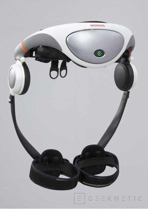 El Exoesqueleto Honda Walking Assist Device comienza a probarse en hospitales japoneses, Imagen 1