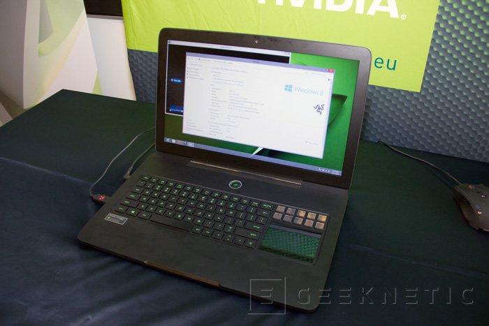 Así son los primeros portátiles en incorporar las nuevas Nvidia GTX 700M, Imagen 2