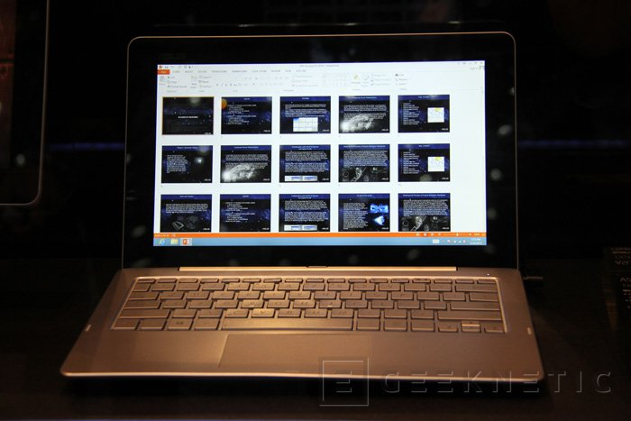 Computex 2013. ASUS. Transformer Book Trio, tablet convertible con Android y Windows 8, Imagen 2