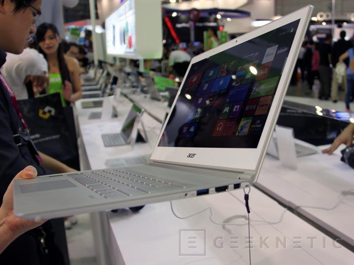 Computex. Acer. Nuevos Aspire S3 y S7, Imagen 3