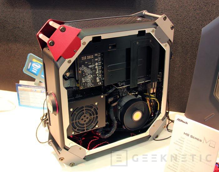 Computex 2013. ASRock. M8, un mini PC de alto rendimiento, Imagen 2