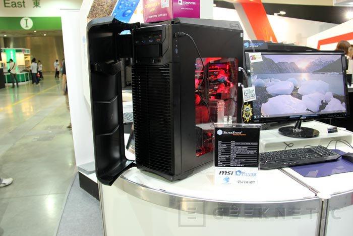 Computex 2013. SilverStone. Torres de PC en diversos formatos, Imagen 1