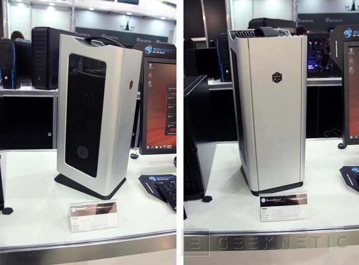 Computex 2013. SilverStone. Torres de PC en diversos formatos, Imagen 3