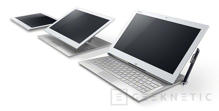 Sony Vaio Duo 13, Imagen 1