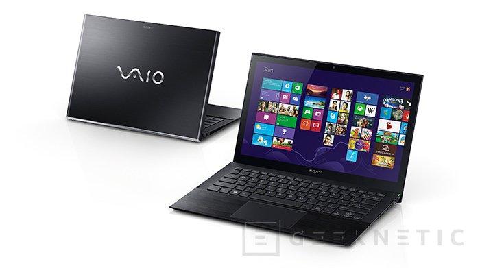 Sony Vaio Pro13, Imagen 1