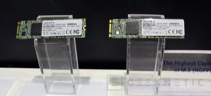 Computex 2013. ADATA. AXNP280E, SSD ultra rápido para Ultrabooks y dispositivos portátiles, Imagen 1