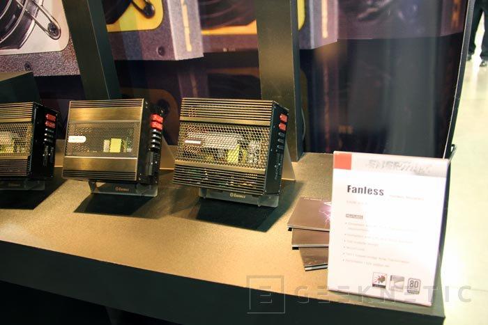 Computex 2013. Enermax. Nuevas fuentes de alimentación, Imagen 1
