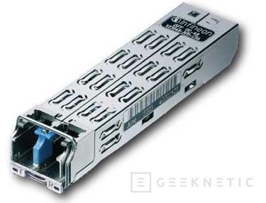 Infineon y su transmisión a 4 Gbps (4GFC), Imagen 1