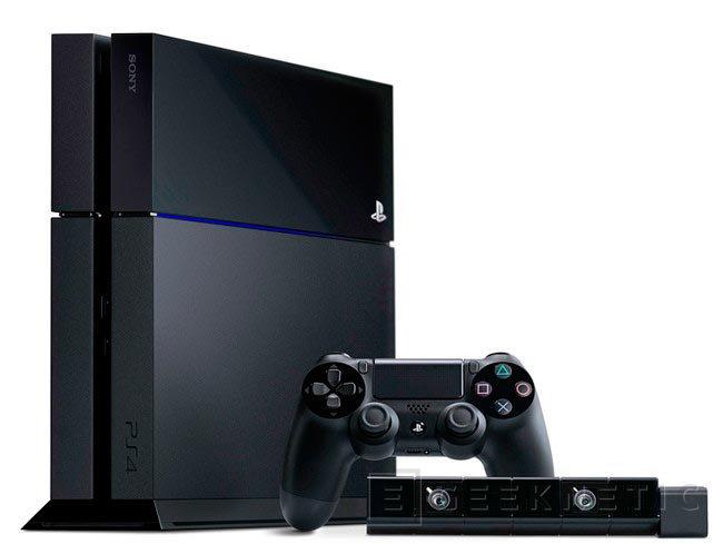 Sony muestra por fin el diseño y todos los detalles de la PlayStation 4, Imagen 1