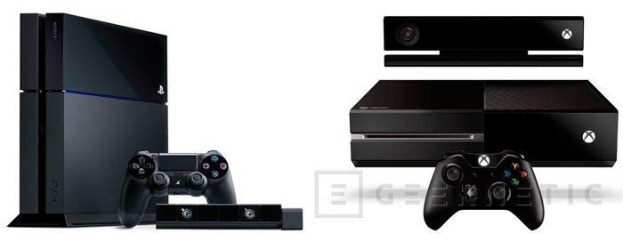 Xbox One vs PlayStation 4. Hardware, restricciones y exclusividades, Imagen 1