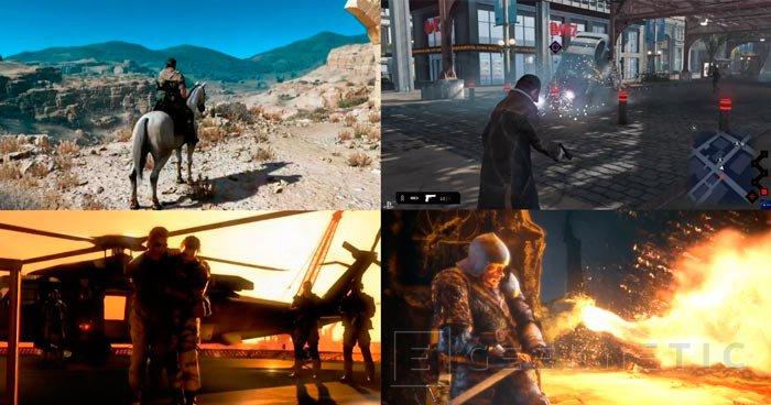 Xbox One vs PlayStation 4. Hardware, restricciones y exclusividades, Imagen 3