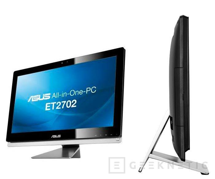 Nuevos ordenadores de sobremesa y todo en uno de ASUS con Intel Core Haswell, Imagen 2