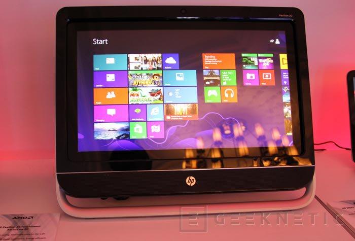 Computex 2013. AMD. Dispositivos con las nuevas APU y entrevista con Michelle Wells, Imagen 2
