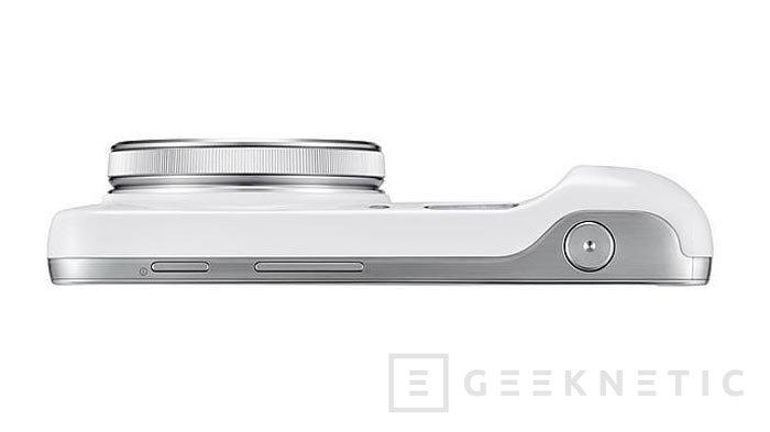 Samsung Galaxy S4 Zoom, Smartphone por un lado, cámara digital por otro, Imagen 3