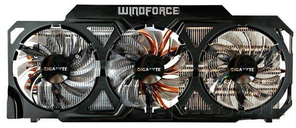 Gigabyte GTX TITAN con sistema de refrigeración WindForce de tres ventiladores, Imagen 3