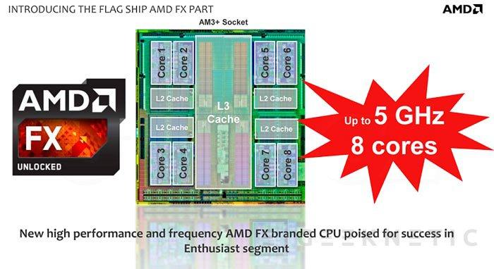 Ya disponibles para su reserva los procesadores AMD FX-9000 con precios de hasta 920 dólares, Imagen 1