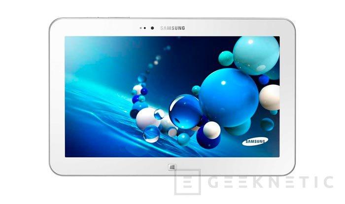 Samsung ATIV Tab 3, nuevo tablet con Windows 8, Imagen 3