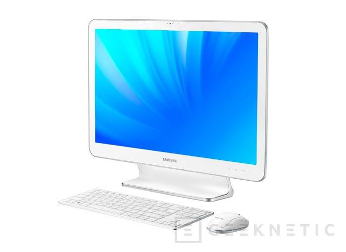 Samsung ATIV One 5 Style, nuevo todo en uno con Windows 8, Imagen 1