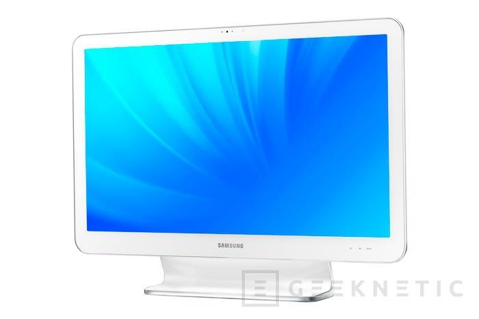 Samsung ATIV One 5 Style, nuevo todo en uno con Windows 8, Imagen 2