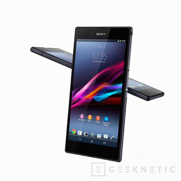Sony Xperia Z Ultra, un nuevo Smartphone de 6.4 pulgadas, Imagen 1