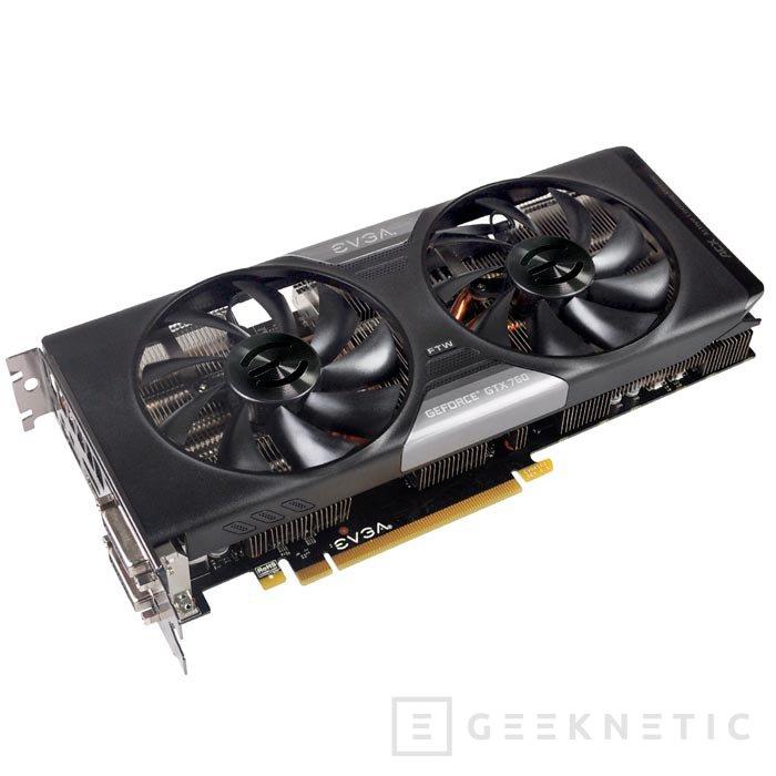 Otros modelos destacables de tarjetas gráficas GeForce GTX 760, Imagen 3