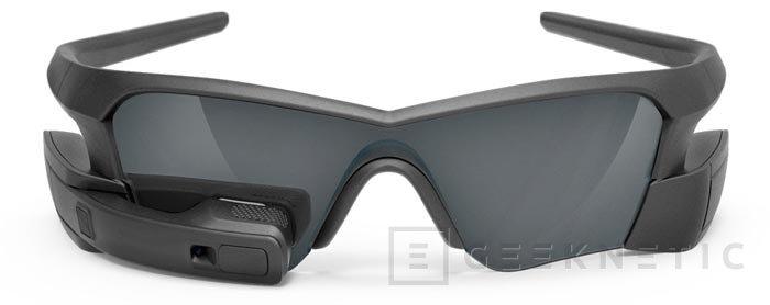 Recon Jet, las gafas con Android y pantalla pensadas para deportistas disponibles por 499 dólares, Imagen 1