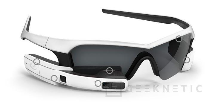 Recon Jet, las gafas con Android y pantalla pensadas para deportistas disponibles por 499 dólares, Imagen 2