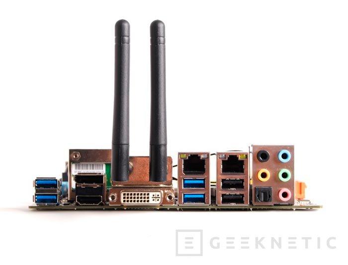 ZOTAC H87-ITX WiFi, nueva placa base en formato mini-ITX con chipset H87, Imagen 2
