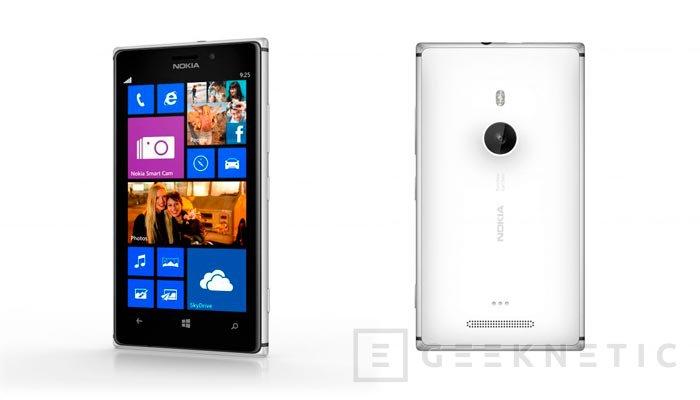 El Nokia Lumia 925 llega a España de la mano de las principales operadoras, Imagen 1