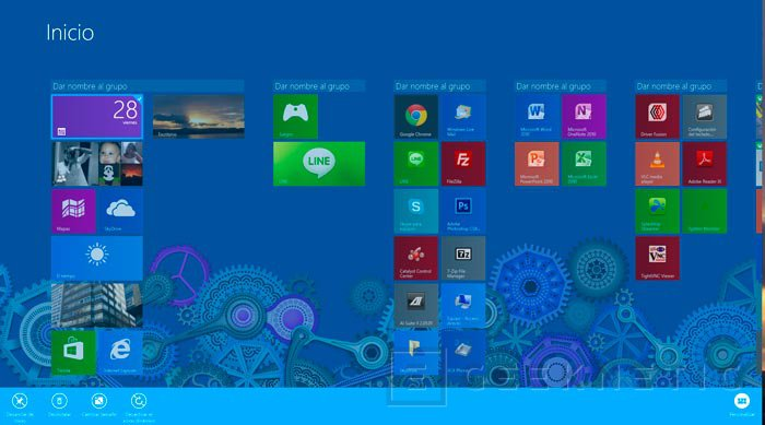 Ya disponible la ISO oficial de Windows 8.1 Preview, Imagen 1