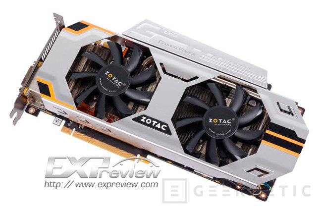 ZOTAC GeForce GTX 770 Extreme Edition, la GTX 770 más rápida del mercado, Imagen 2