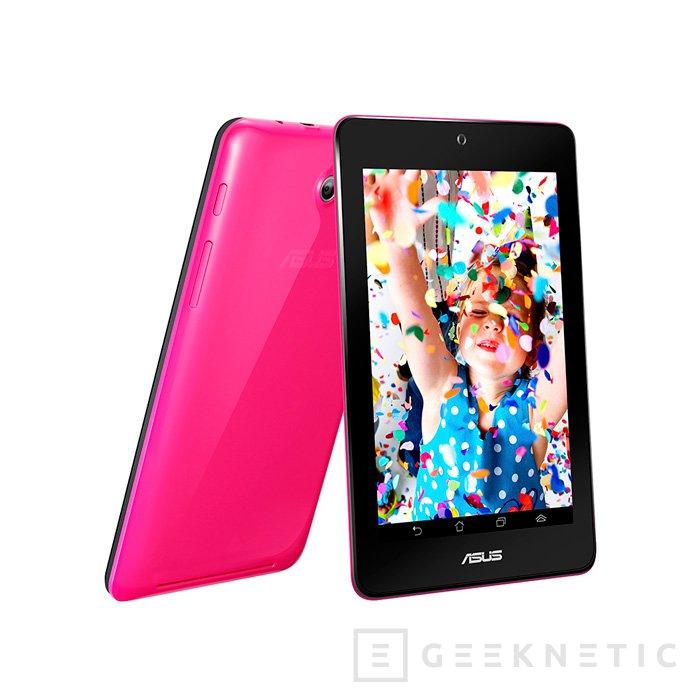ASUS presenta su nueva tablet económica MeMO Pad HD 7, Imagen 2