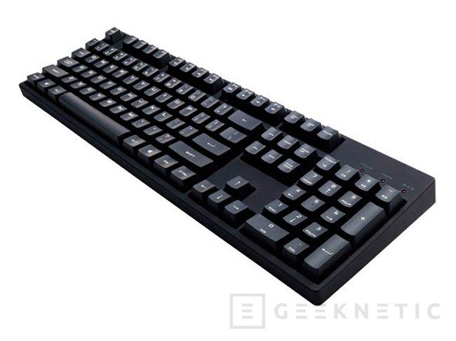 Storm QuickFire XT, llega un nuevo teclado mecánico de Cooler Master, Imagen 1