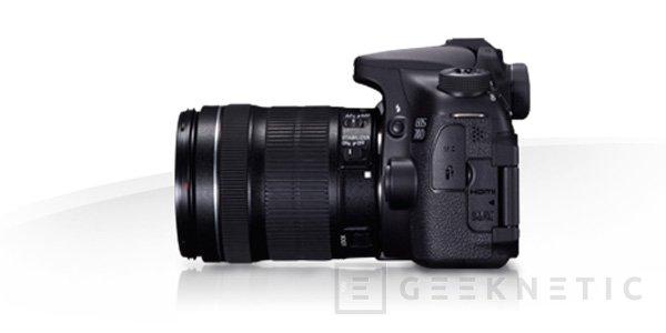Canon presenta la nueva 70D con mejoras en la captura de vídeo y un sensor de 20,2 MP, Imagen 2