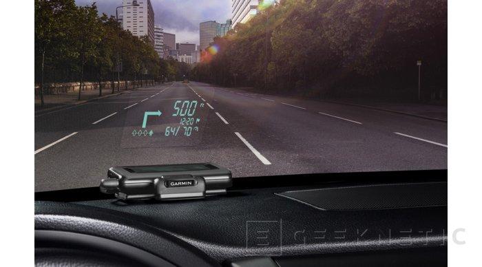 Garmin HUD para Smartphones, Imagen 1