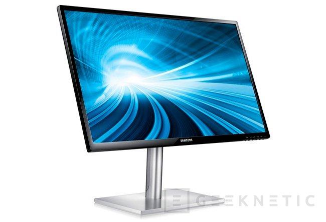 Samsung lanza dos nuevos modelos de monitores de la Serie 7 de 24 y 27 pulgadas, Imagen 1