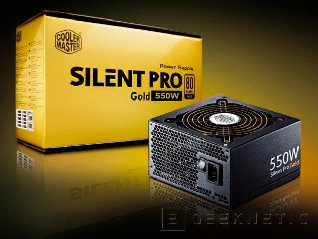 Cooler Master amplía su gama de fuentes pasivas con dos nuevos modelos de 450 y 550 W de potencia, Imagen 2