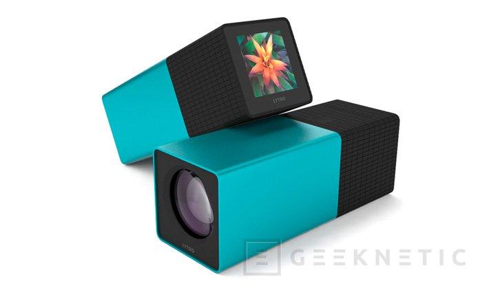 Lytro, la cámara que permite enfocar una vez hecha la foto, llega a Europa, Imagen 2