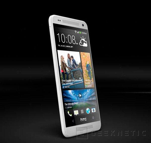 HTC One Mini, una versión más pequeña en tamaño y hardware del buque insignia de la compañía, Imagen 1