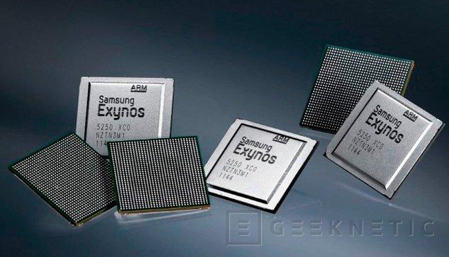 Samsung presenta su nuevo chip Exynos 5 5420 con más potencia y nueva GPU, Imagen 1