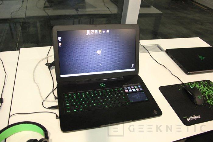 Probamos los nuevos equipos gaming de Razer en la Dreamhack 2013, Imagen 3